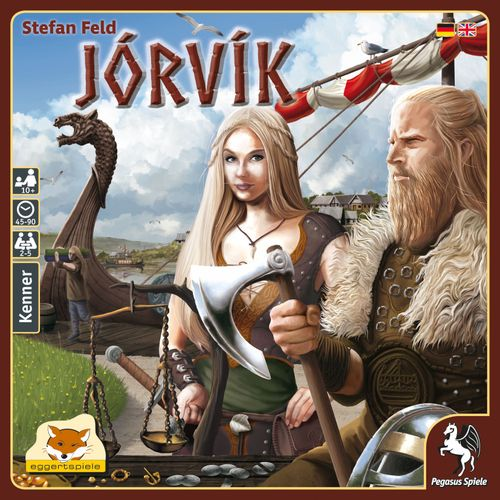 Board Game: Jórvík