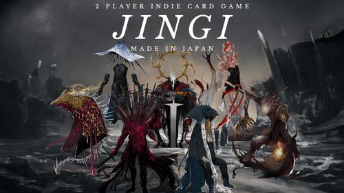 Board Game: JINGI