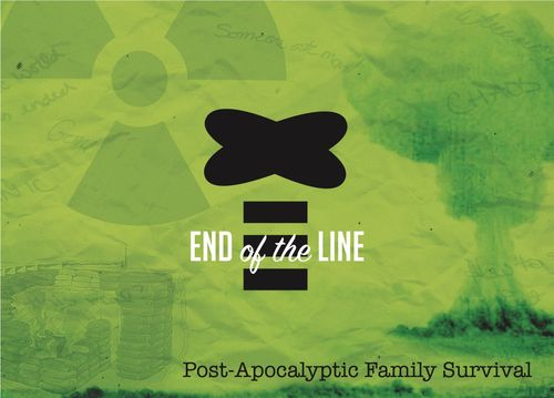 End of the Line box cover