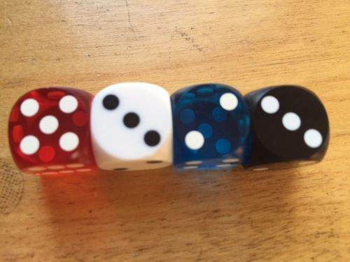 Precision dice for sale | First Minnesota Historical Wargame