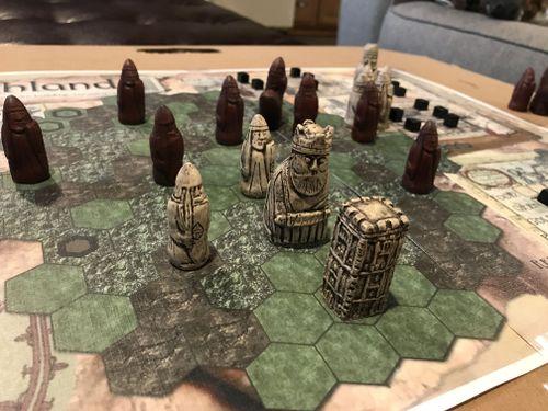 Board Game: Highlands