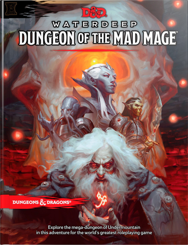How to Run & Play in a MegaDungeon in D&D 5e | Waterdeep