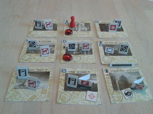 Board Game: Insurgence