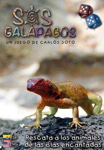 Board Game: SOS Galápagos