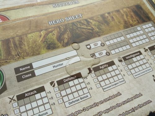 Board Game: Map Maker