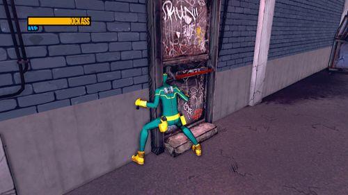 Video Game: Kick-Ass 2