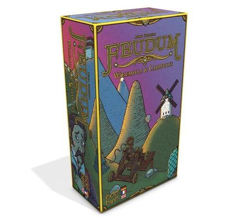 Feudum: Windmills and Catapults -  Odd Bird Games