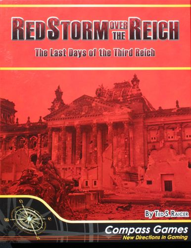 Red Storm over the Reich cover