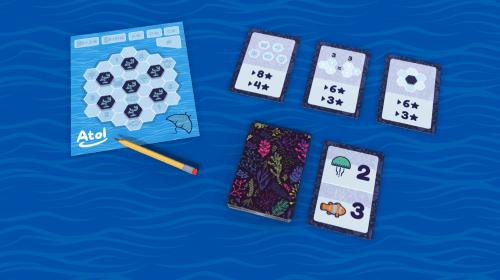 Board Game: Atol