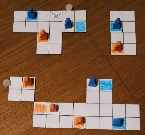 Board Game: Cancelletto