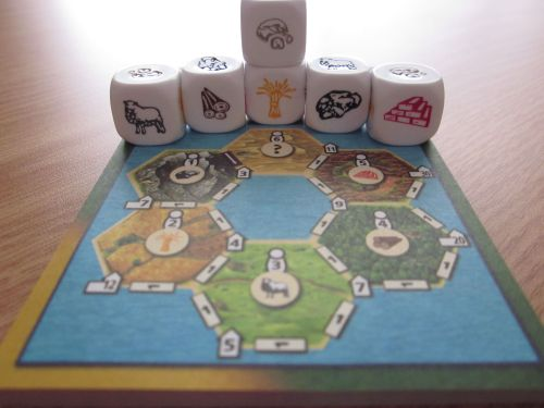 Catan Dice Game Deluxe An Enigma Review