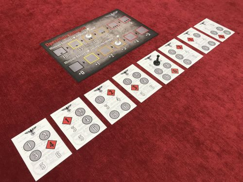 Board Game: Operation Valkyrie