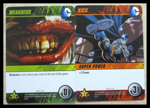 DC Comics Deck-Building Game - A Detailed Review
