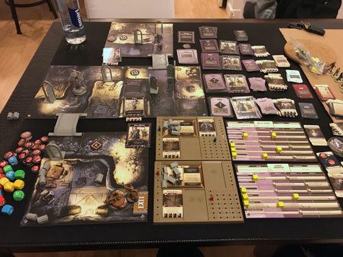 Kết quả hình ảnh cho massive darkness board game