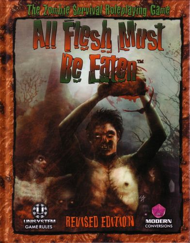 RPG Item: All Flesh Must Be Eaten Revised Edition