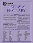 RPG Item: The Gateway Bestiary
