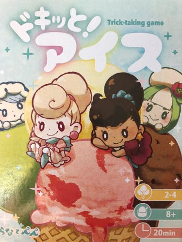 Board Game: ドキッと!アイス (Dokitto! Ice)