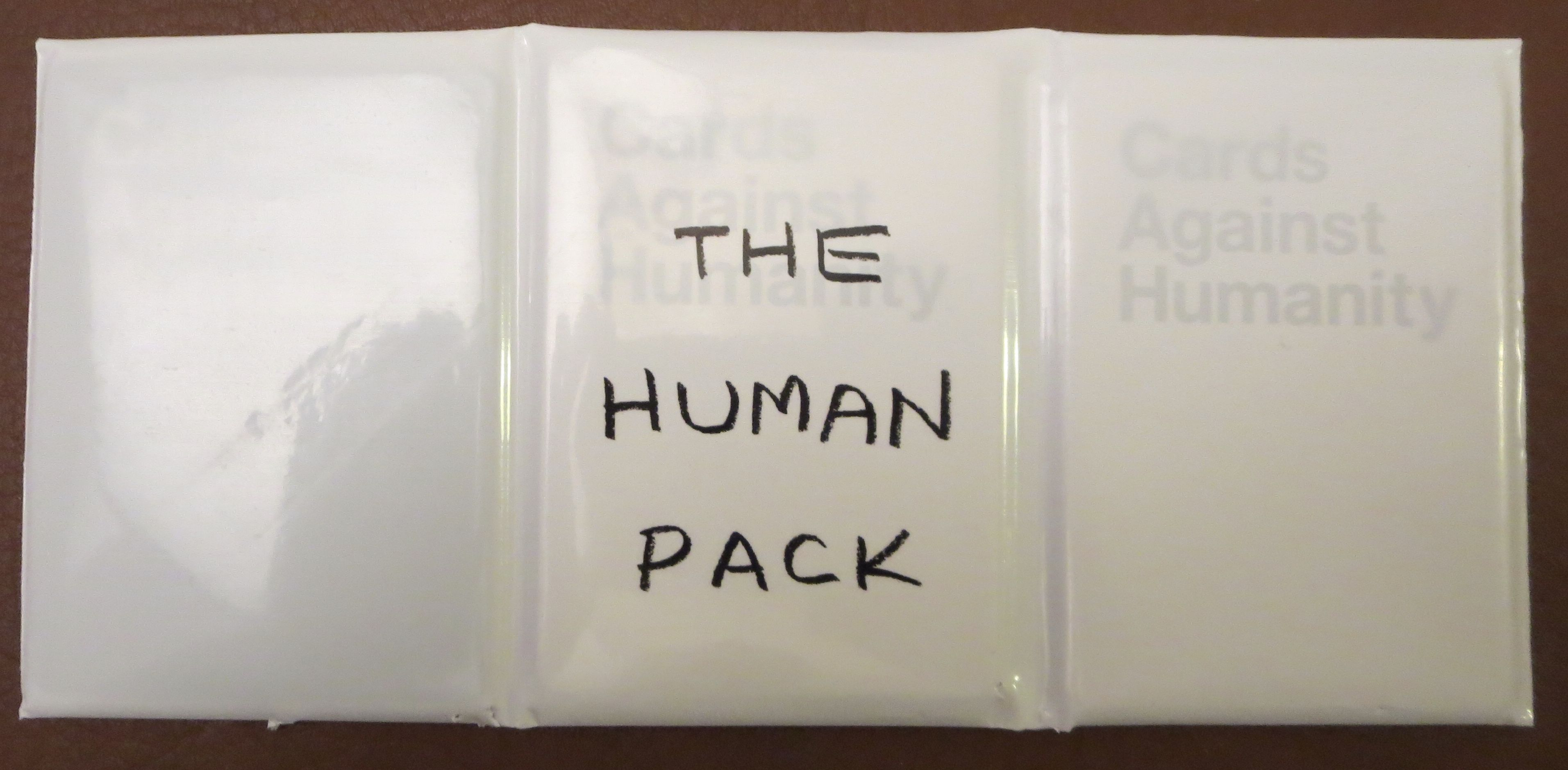 Cards Against Humanity: The Human Pack