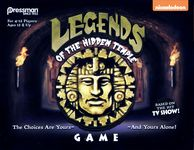 Board Game: Legends of the Hidden Temple