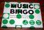 Board Game: Music Bingo