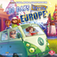 Board Game: 10 Days in Europe
