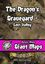 RPG Item: Heroic Maps Giant Maps: The Dragon's Graveyard - Lost Valley