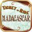 Board Game: Madagascar (fan expansion to Ticket to Ride)