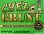 Board Game: Chez Grunt