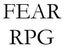 RPG: FEAR RPG