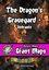 RPG Item: Heroic Maps Giant Maps: The Dragon's Graveyard - Volcanic