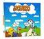 Board Game: Jackaroo Teasing Game