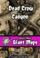 RPG Item: Heroic Maps Giant Maps: Dead Crow Canyon
