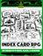 RPG Item: Index Card RPG Volume 3