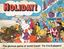 Board Game: Holiday!