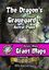RPG Item: Heroic Maps Giant Maps: The Dragon's Graveyard - Astral Plane