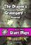 RPG Item: Heroic Maps Giant Maps: The Dragon's Graveyard - Haunted