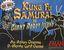 Board Game: Kung Fu Samurai on Giant Robot Island