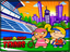 Video Game: Chop Chop Tennis