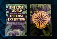 Board Game: The Lost Expedition: The Lost World – Cooperative Promo