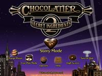 Video Game: Chocolatier 2: Secret Ingredients