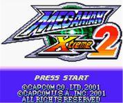 Video Game: Mega Man Xtreme 2