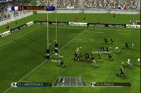 Video Game: Rugby 08