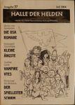 Issue: Halle der Helden (Ausgabe 37 - Juli 2004)