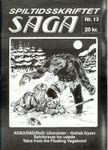 Issue: Saga (Issue 13 - Apr 1992)