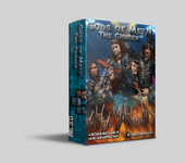 Board Game: Gods of Metal: The Chosen