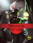 RPG Item: Minstrels: Spirits and Songs