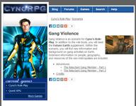 RPG Item: Gang Violence
