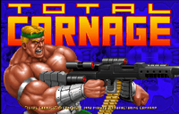 Video Game: Total Carnage