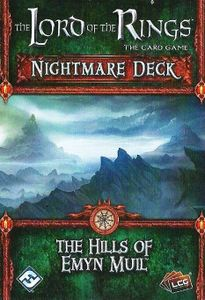 The Hills Of Emyn Muil Adventure Pack Lord of the Rings LCG