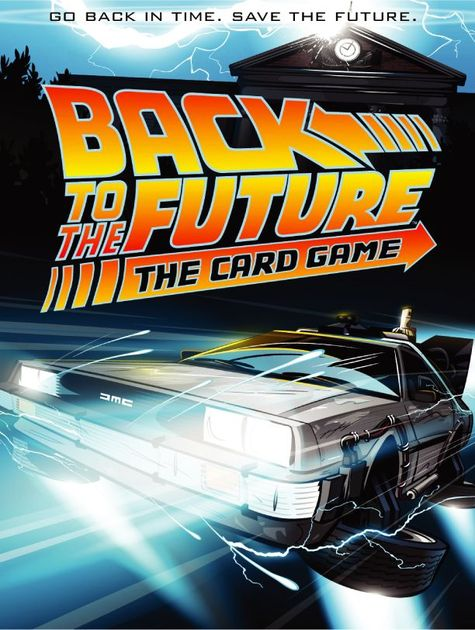 Back to the Future: The Card Game | Board Game